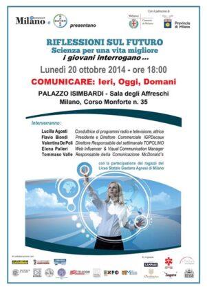 Riflessioni Sul Futuro Comunicare 2014 1