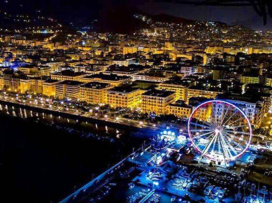 Salerno Luci Di Artista 2018 01