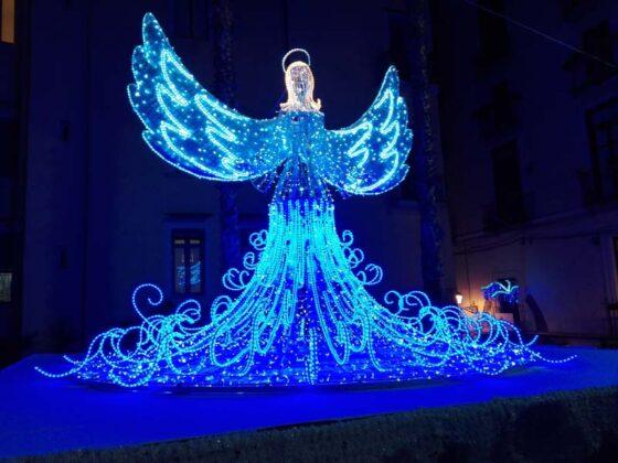 Salerno Luci Di Artista 2018 15