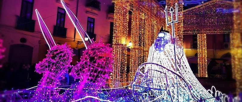 Salerno Luci Di Artista 2018 30