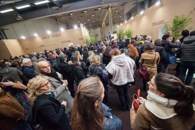 Salon Du Chocolat Inaugurazione Milano 2017 Img 2206