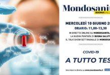 COVID19 Test sierologico e tampone