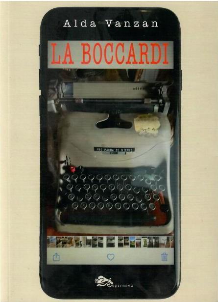 Copertina  libro La Boccardi