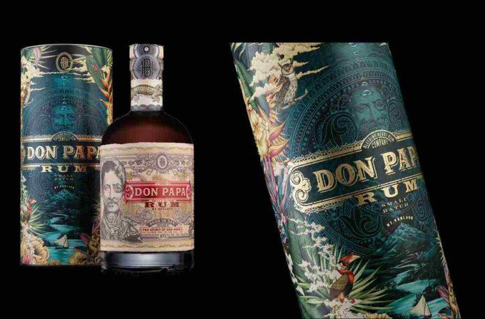 Don Papa Rum Edizione limitata Cosmic