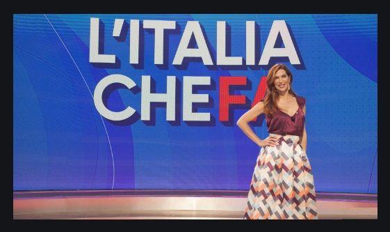Italia che fa - rai2 - Veronica Maya