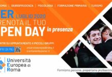 Locandina il Tuo Open Day Università Europea di Roma-compressed