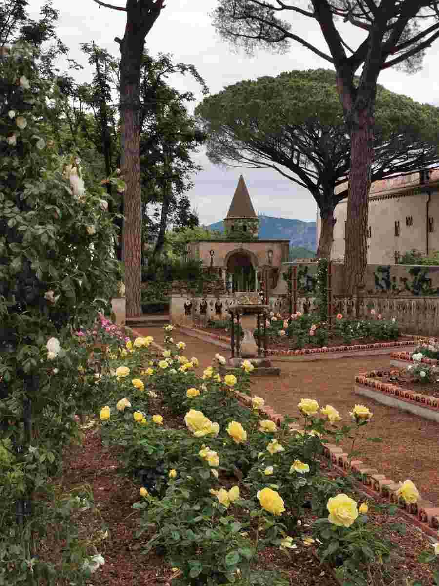 Ravello - Villa Cimbrone 3