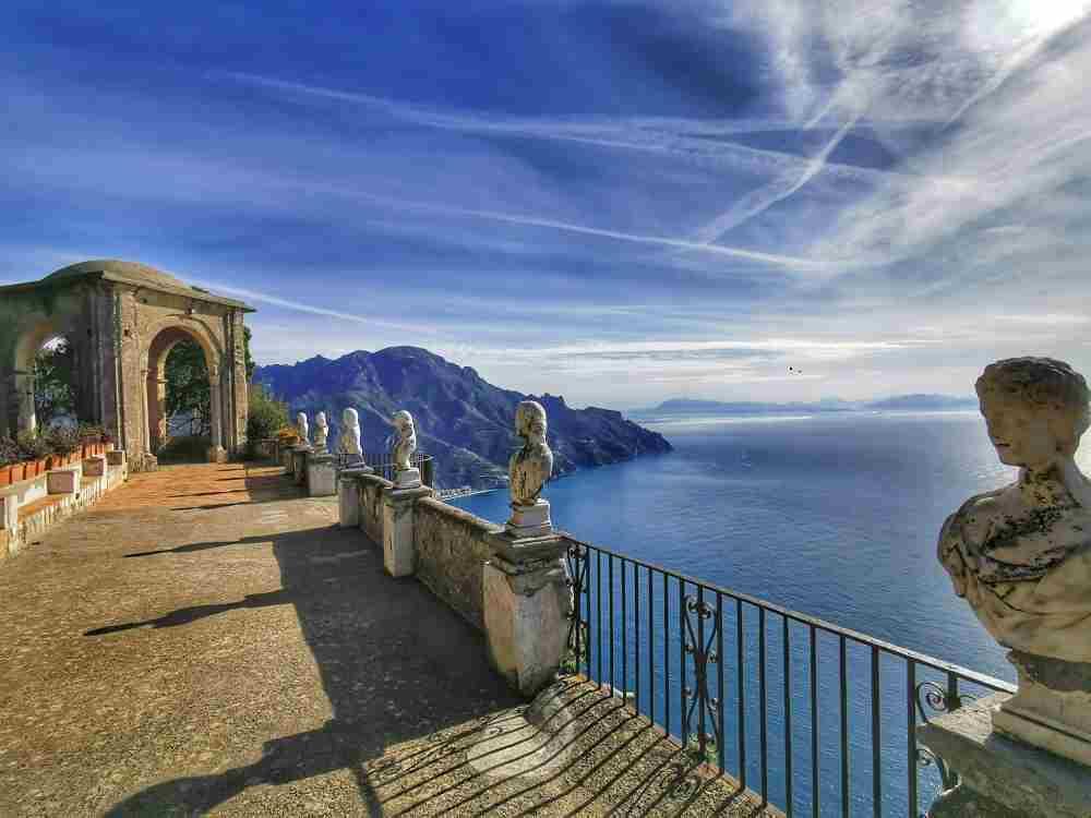 Ravello - Villa Cimbrone 4