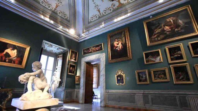 Riaprono Palazzo Barberini e Galleria Corsini