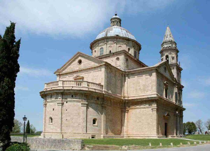 Tempio di San Biagio a Montepulciano