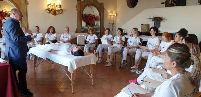 corso dream massage