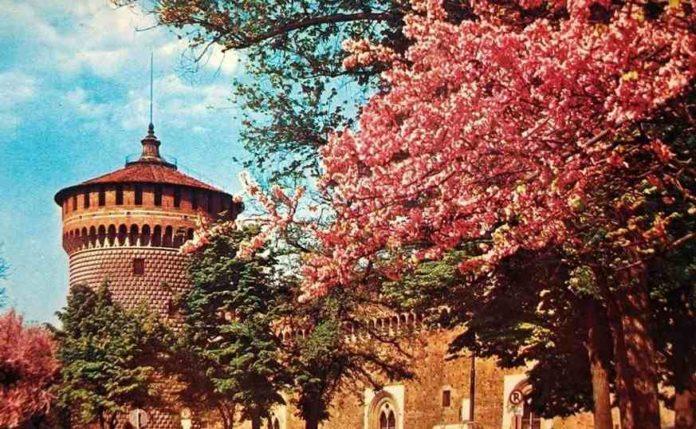 primavera a Milano 2020