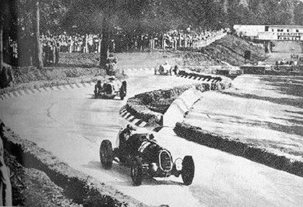 Z5 Monza 1935