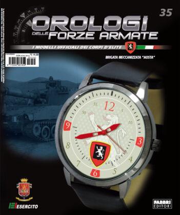 35a Uscita Brigata Aosta