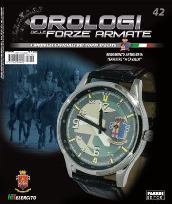 42a Uscita Regg.to Artiglieria Terrestre A Cavallo