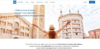 Amex Viaggio In Italia Homepage