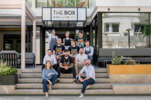 Foto Di Gruppo The Box