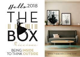 The Box Hotel Logo