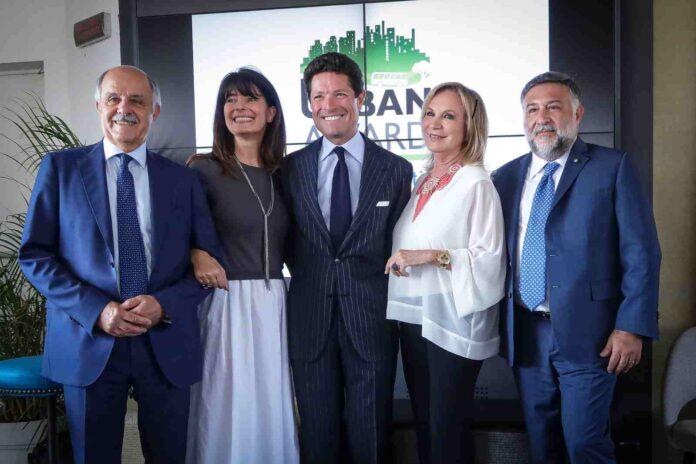 Urban Award Ed 2019 Renato Di Rocco Ludovica Casellati Matteo Marzotto Rosanna Lambertucci Rosario Rasizza Foto Di Guido Rubino A (1) Compressed