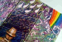 La Nobile Mascherina Con I Colori Della Speranza Di Carlo Iacomucci Fare Arte In Tempo Del Coronavirus