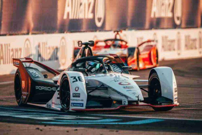 Andre Lotterer Porsche 99x Electric