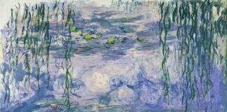 Claude Monet, Nymphéas, Vers 1916 1919 Musée Marmottan Monet, Paris Bridgeman