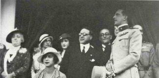 In Primo Piano Maria Jose, L'avv Federico Pomilio, Il Principe Umberto