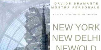Mostra Davide Bramante 10 Settembre