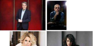 Motta, Enrico Ruggeri, Tosca, Carlo Massarini