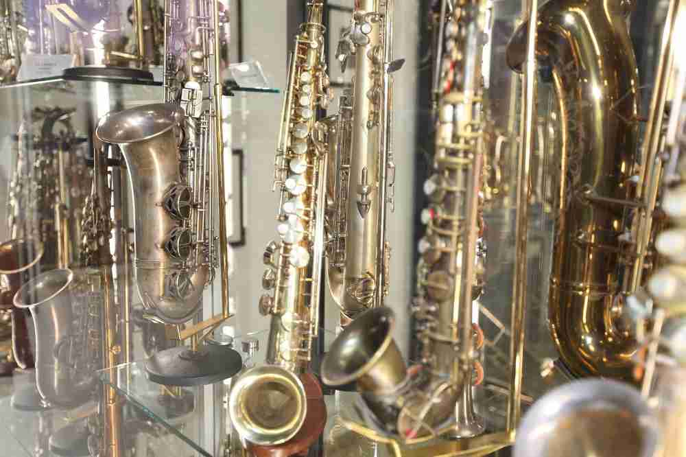 Museo del Saxofono Sax