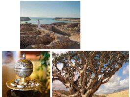 Oman Salalah La Via Dell'incenso Settembre
