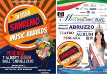 Pescara Sanremo Music Awards 2020