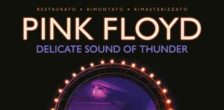 Pink Floyd Delicate Sound Of Thunder Italian