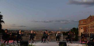 Roma Orchestra Italiana Del Cinema 2020