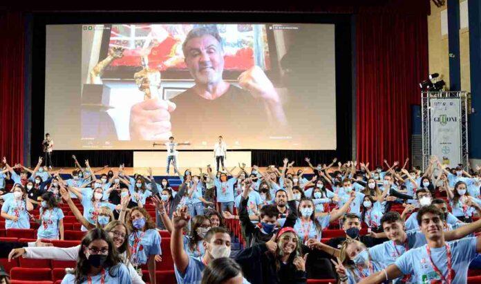 Silvester Stallone Al Giffoni Film Festival 2020