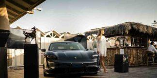Taycan Centro Porsche Firenze