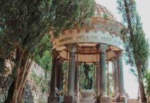 Tempio Di Bacco Ravello Salerno