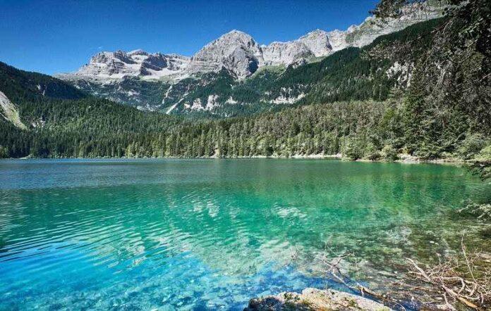 Trentino - Val di Non - Lago di Tovel