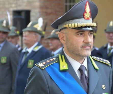 Colonnello Andrea Fiducia
