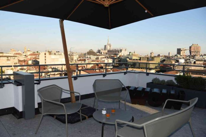 B&b Hotel Milano City Center Duomo
