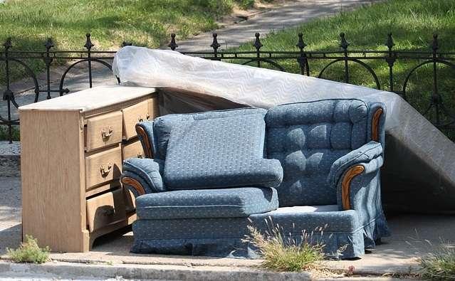 Casa mobili ingombranti