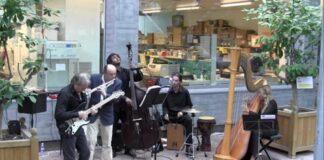 Dino Pelissero, Flauto Nunzio Barbieri, Chitarra Jino Touche, Basso Roberto Mattea, Percussioni Sara Terzano, Arpa