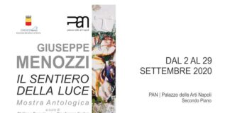 Giuseppe Menozzi Settembre 2020 Pan Napoli