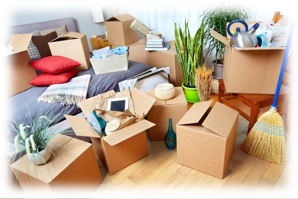 Liberare spazio in appartamento