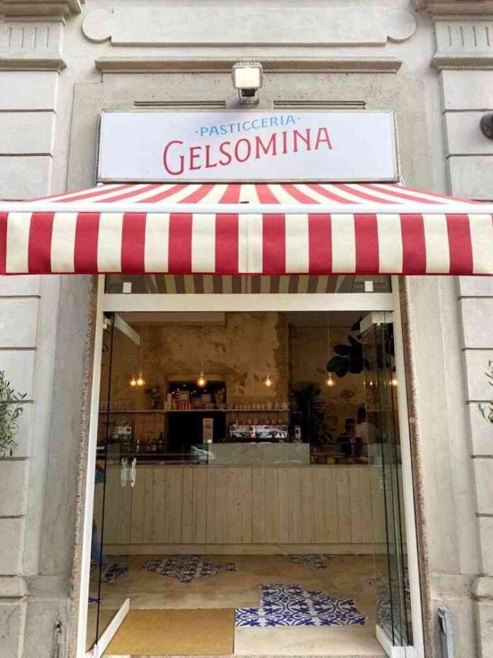 Milano Pasticceria Gelsomina Ingresso