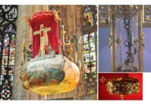 Milano - Santo Chiodo - Rito della Nivola