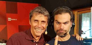 Radio2 Social Club Luca Barbarossa E Andrea Perroni