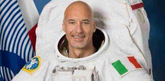 Astronauta Luca Parmitano
