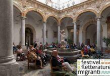 Festival Letterature Migranti FLM Repertorio2017 cortile