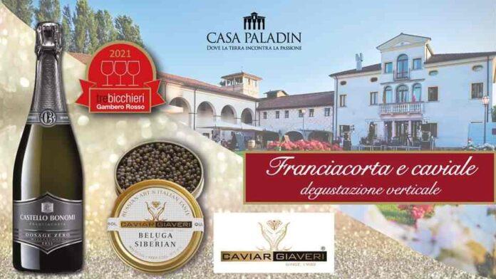 Franciacorta e Caviar Giaveri